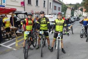 Biciklisti BK Rotora odvozili orijentacijski mtb NEANDERTALKA 2017