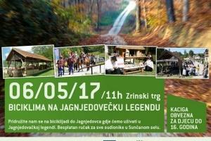 BICIKLIJADA 06.05.2017. – Biciklom na Jagnjedovečku legendu