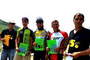 NINO BERTA osvojio 2. mjesto na Usponu na Zavižan iz Oltara