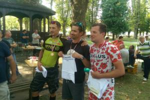 VEDRAN VERŠIĆ – 2. mjesto na maratonu Glina 2016