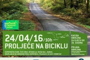Biciklijada, nedjelja 24.04.2016.
