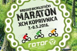 Prijava za mtb utrku XCM KOPRIVNICA 2016 – 08.05.16.