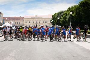 Cestovni maraton KOPRIVNICA-KALNIK 2016