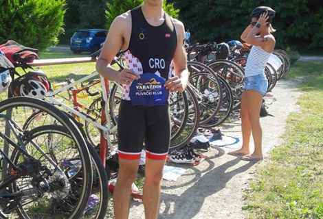 Triatlon liga Aquacity